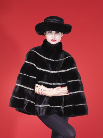 Fabulous Mink Coats & Mink Jackets at Marc Kaufman Furs