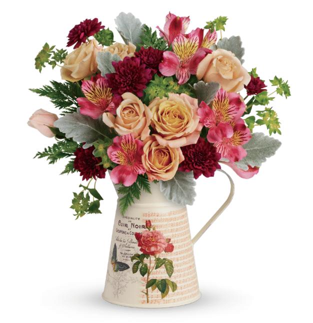 Beautiful Flowers Best Gift For Women