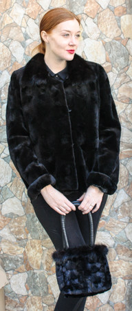 Marc Kaufman Furs NYC's Largest Fur Store  is Presenting Fur Pocketbooks'