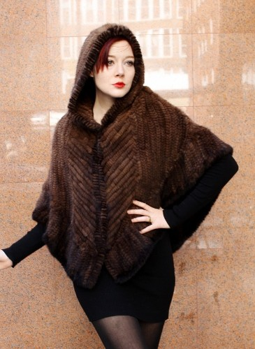 Fur Capes Fur Ponchos Gorgeous Must haves For Fall