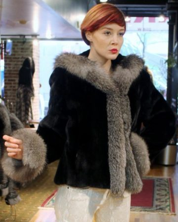 Fur Coats and Fur Jackets on Sale