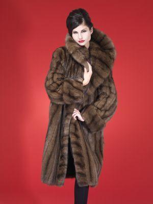 Mink Fur Jackets Lynx Fur Coat Sable Furs Coats
