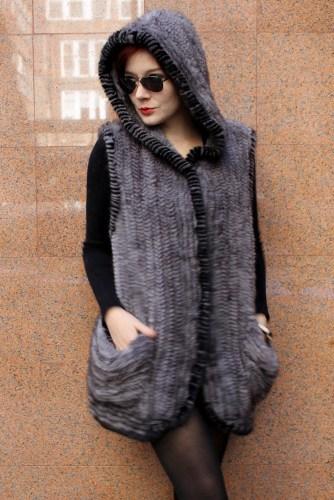 Christmas Gift Christmas Stunning Fur Coats Fur Jackets