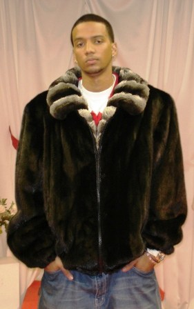 Mens Fur Coats Mens Fur Jacket at Marc Kaufman Furs NYC