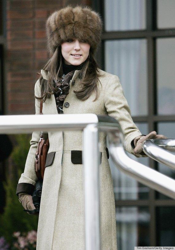 Pippa Middleton Russian Sable Fur Hat