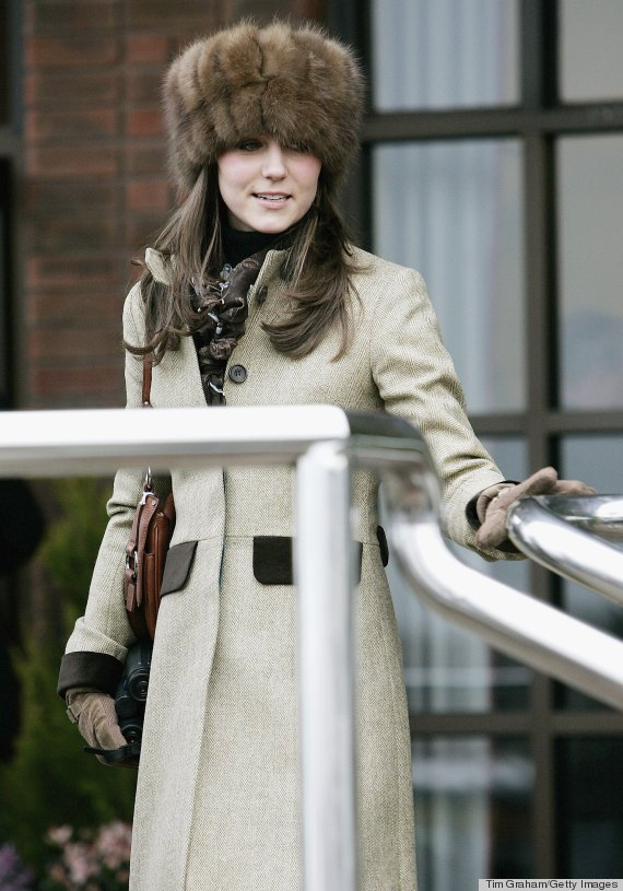 Pippa Middleton Russian Sable Fur Hat