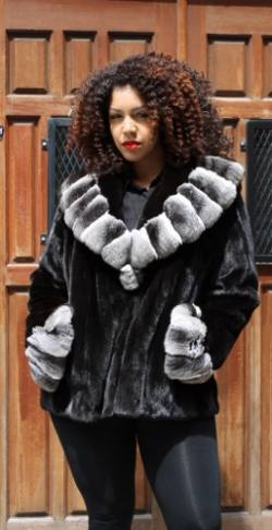 Plus Size Fur Coats Marc Kaufman Furs NYC
