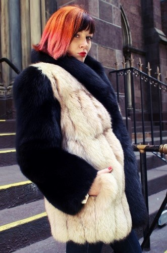 Beautiful Furs at Marc Kaufman Furs NYC on Clearance