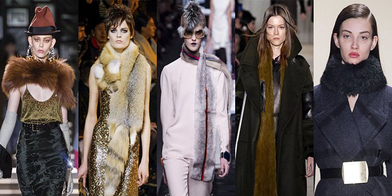 The Fur Scarf Phenomenon