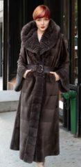 Aviator Inspired Look Fur Jackets Reimagined