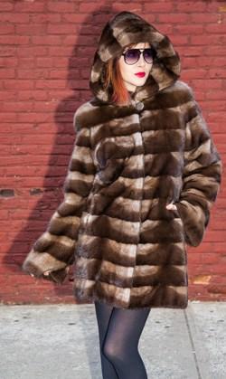 New York Fashion Week Fur Trends
