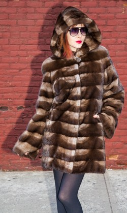 New York Fashion Week Fur Trends