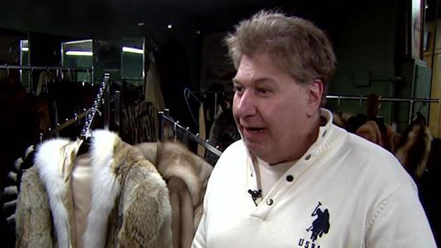 Joe Namath's Fur Coat is the Talk of the Town