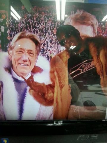 "Puff Daddy's ""Big Homie"" Video Features Big Stars & Big Furs from Marc Kaufman Furs"