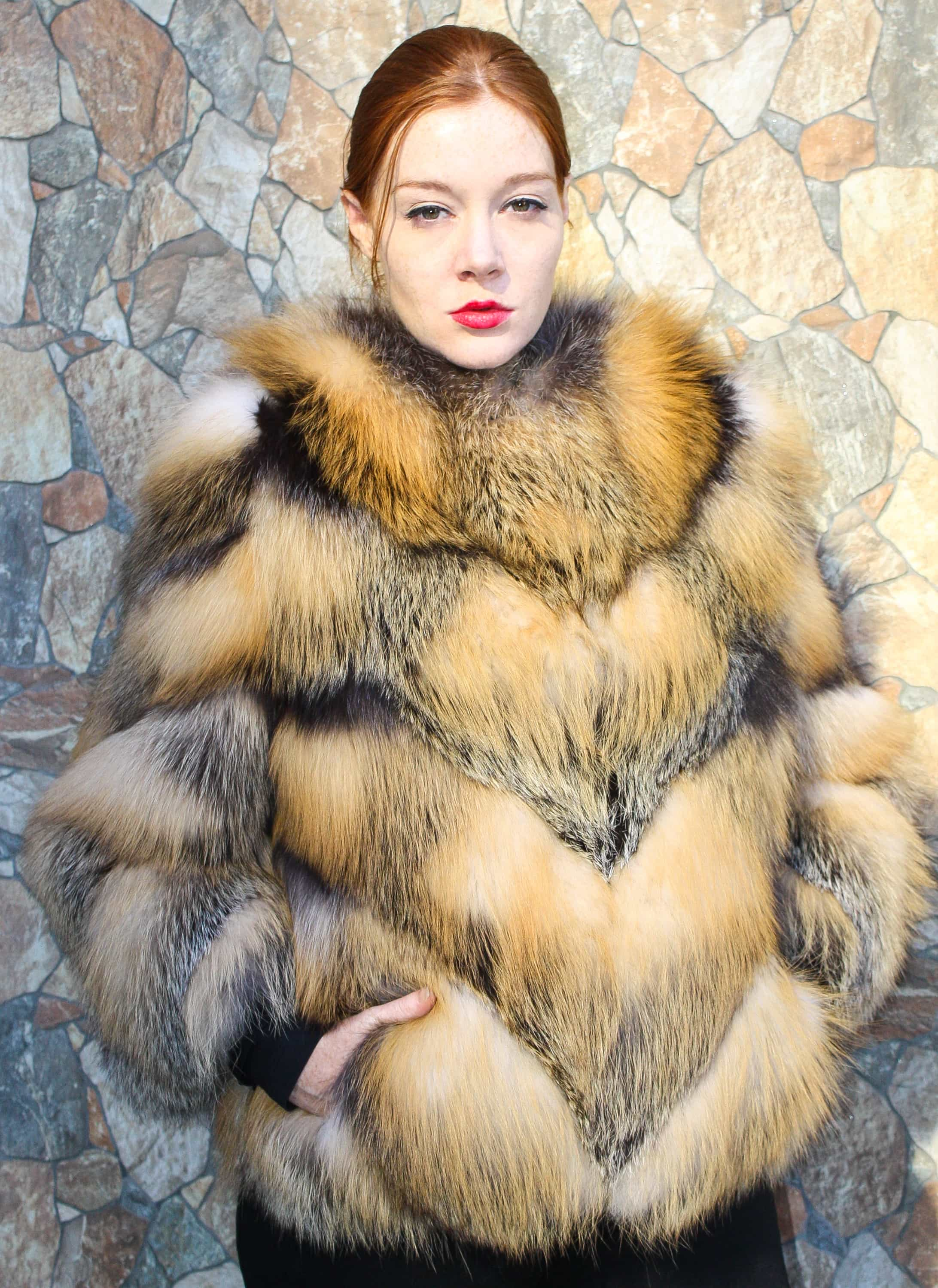 Freezing Temperatures in Chicago Spark Dramatic Rise in Online Fur Sales