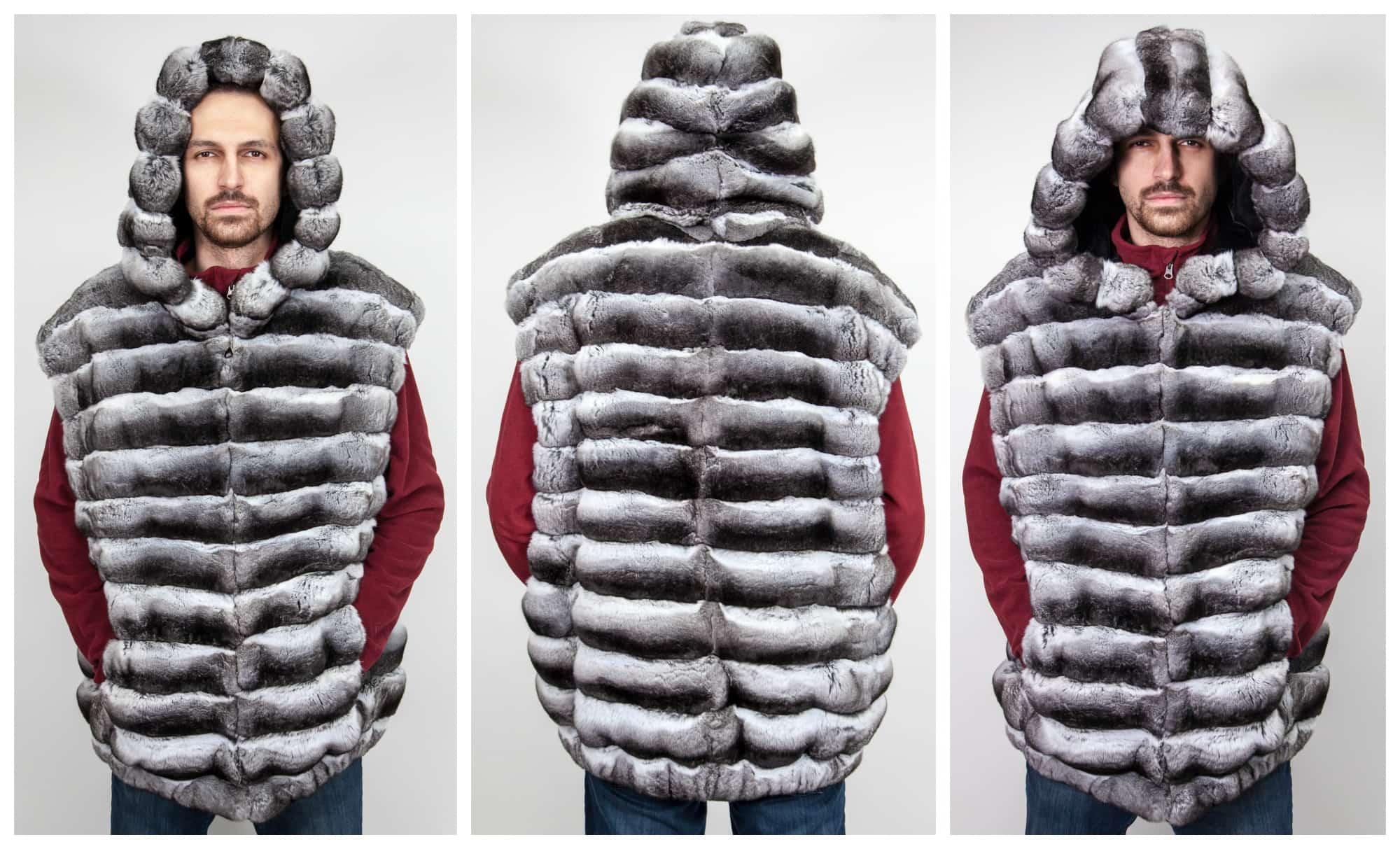 Chinchilla vest collage1