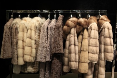 """Furs Need The """"Big Chill"""" Cold Fur Storage"""