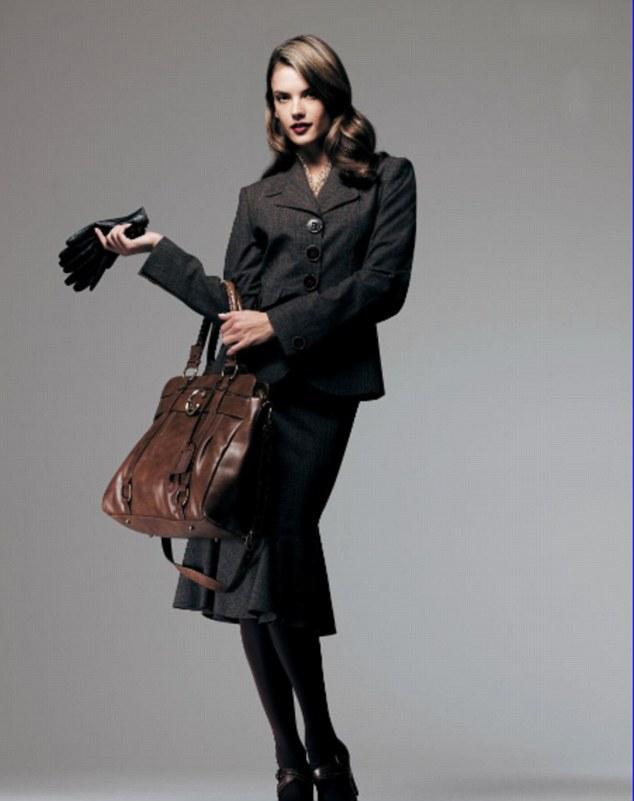 Dress to impress business woman