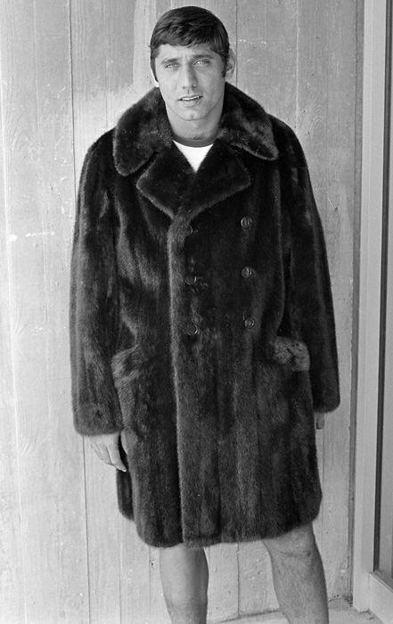 Fur Coats For Men History