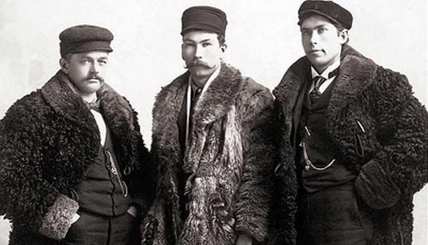 Fur Coats For Men