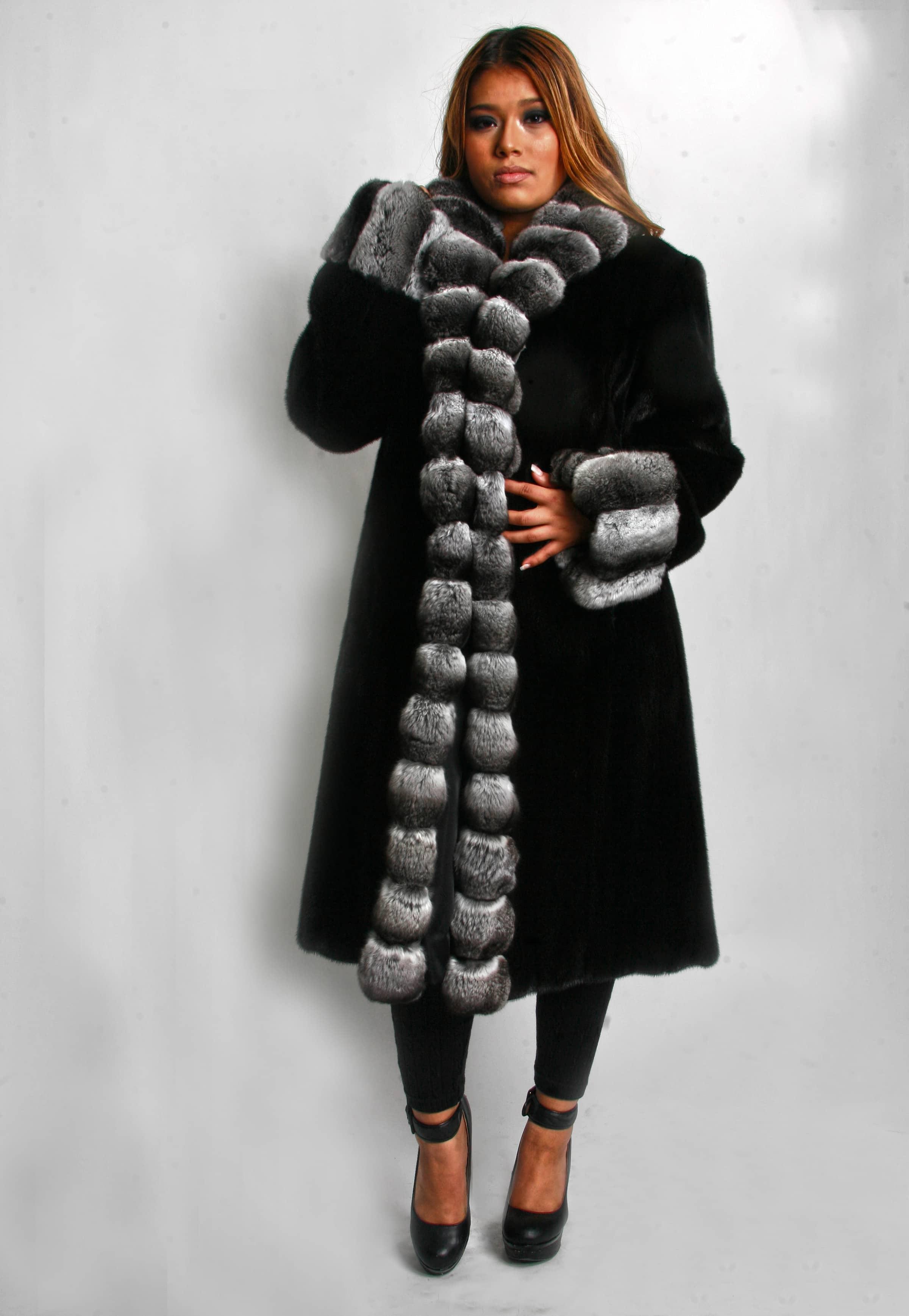 Fur Fashion Statement