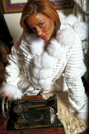 Fur Fashion Statement Ultimate Luxury