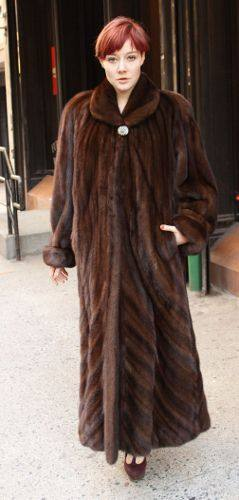Female Mink Coat