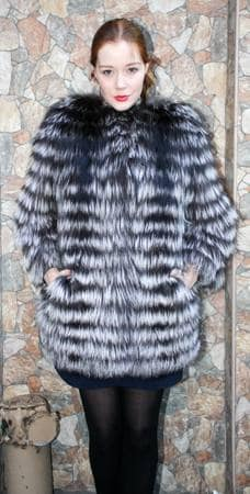 Amazing Designer Fashionable Silver Fox Stroller Feather Weight
