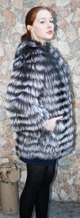 Silver Fox Stroller Feather Weight