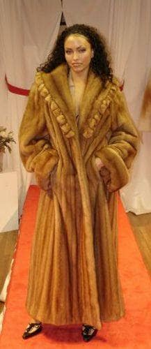 Full length mink coats | MARC KAUFMAN FURS