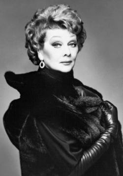 Blackglama Full Length Mink Coat Lucille Ball Image