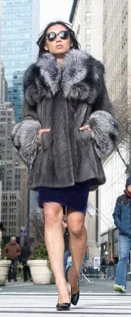 Fur Coat Lifestyle Marc Kaufman Furs NYC