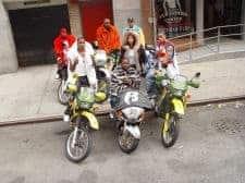 Ruff Ryders Motorcycle Fur Jackets Image