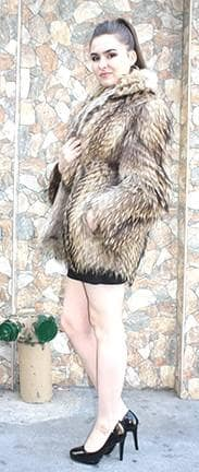 Marc Kaufman Furs Presents a Finished Raccoon fur jacket New York City. Fur coats in Baltimore, fur coats in Chicago, fur coats in Detroit, fur coats in Los Angeles, fur coats in Detroit, fur coats in orange county, fur coats in Atlanta, fur coats in Denver, fur coats in Dallas, fur coats in Seattle, fur coats in Portland, fur coats in Santiago, fur coats in Buenos Aires, fur coats in Caracas