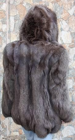 Marc Kaufman Furs presents a Green Hooded Fox Fur Bomber Jacket,New York City. Fur coats in Baltimore, fur coats in Chicago, fur coats in Detroit, fur coats in Los Angeles, fur coats in Detroit, fur coats in orange county, fur coats in Atlanta, fur coats in Denver, fur coats in Dallas, fur coats in Seattle, fur coats in Portland, fur coats in Santiago, fur coats in Buenos Aires, fur coats in Caracas
