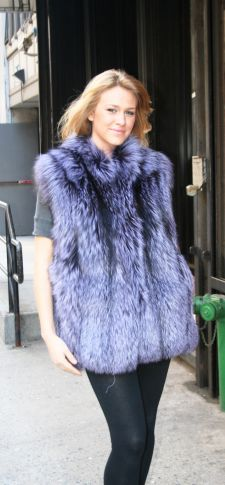 Marc Kaufman presents a Silver Fox fur Vest in New York City. Fur coats in Baltimore, fur coats in Chicago, fur coats in Detroit, fur coats in Los Angeles, fur coats in Detroit, fur coats in orange county, fur coats in Atlanta, fur coats in Denver, fur coats in Dallas, fur coats in Seattle, fur coats in Portland, fur coats in Santiago, fur coats in Portugal, fur coats in Madrid