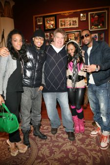 puffy Dawn Richard, Danity Kane Day with Marc Kaufman Paramus Trento Hackensack