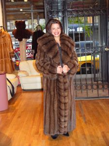 Marc Kaufman Furs presents a Russian sable fur coat from Marc Kaufman Furs New York City,Fur coats in Baltimore, fur coats in Chicago, fur coats in Detroit, fur coats in Los Angeles, fur coats in Detroit, fur coats in orange county, fur coats in Atlanta, fur coats in Denver, fur coats in Dallas, fur coats in Seattle, fur coats in Portland, fur coats in Santiago, fur coats in Buenos Aires, fur coats in Caracas