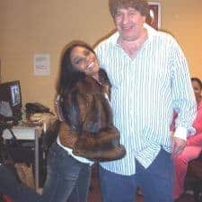 Marc Kaufman Lil Kim Back In the Day Demi Mink Fur jacket