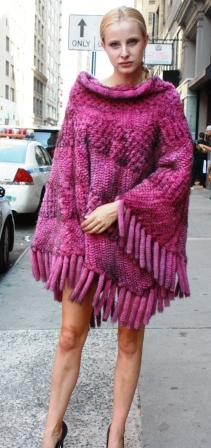 Marc Kaufman Furs presents a plus size hot pink knit mink fur poncho with fur fringes from Marc Kaufman Furs New York City,Fur coats in Baltimore, fur coats in Chicago, fur coats in Detroit, fur coats in Los Angeles, fur coats in Detroit, fur coats in orange county, fur coats in Atlanta, fur coats in Denver, fur coats in Dallas, fur coats in Seattle, fur coats in Portland, fur coats in Santiago, fur coats in Portugal, fur coats in Madrid