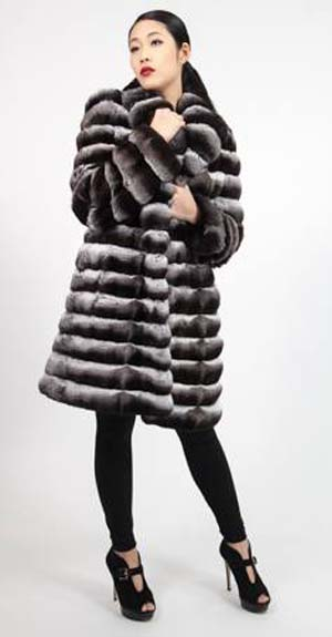 Marc Kaufman Furs presents a horizontal chinchilla fur stroller from Marc Kaufman Furs USA,Fur coats in Argentina, fur coats in Chile, fur coats in Venezuela, fur coats in Australia, fur coats in Belgium,fur coats in Netherlands, fur coats in Norway,fur coats in Sweden,fur coats in Dubais,fur coats in Egypt,fur coats in Egypt,fur coats in Kuwait, fur coats in South Africa,fur coats in Tunisia,fur coats in the Falklands