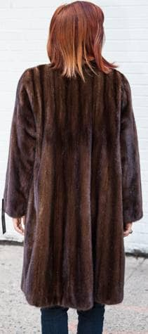 Classic Demi MInk Fur Strolle
