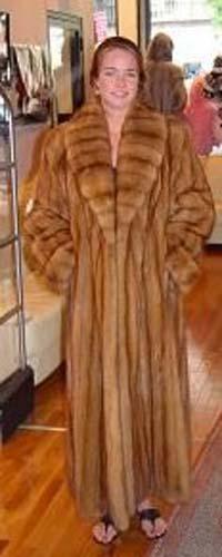 Marc Kaufman Furs presents a golden Canadian sable fur coat with cross cut Shawl collar from Marc Kaufman Furs New York City,Fur coats in Baltimore, fur coats in Chicago, fur coats in Detroit, fur coats in Los Angeles, fur coats in Detroit, fur coats in orange county, fur coats in Atlanta, fur coats in Denver, fur coats in Dallas, fur coats in Seattle, fur coats in Portland, fur coats in Santiago, fur coats in Portugal, fur coats in Madrid