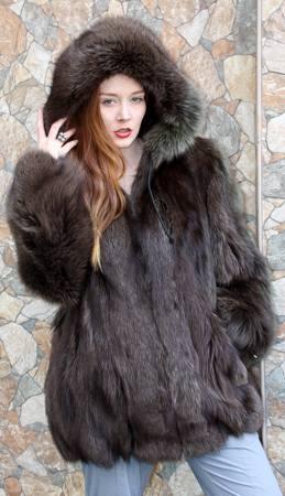 Marc Kaufman Furs presents a green fox fur bomber jacket with hood from Marc Kaufman Furs New York City,Fur coats in Baltimore, fur coats in Chicago, fur coats in Detroit, fur coats in Los Angeles, fur coats in Detroit, fur coats in orange county, fur coats in Atlanta, fur coats in Denver, fur coats in Dallas, fur coats in Seattle, fur coats in Portland, fur coats in Santiago, fur coats in Portugal, fur coats in Madrid