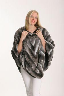 Marc Kaufman Furs presents a chinchilla fur poncho from Marc Kaufman Furs New York City, Fur coats in Argentina, fur coats in Chile, fur coats in Venezuela, fur coats in Australia, fur coats in Belgium,fur coats in Netherlands, fur coats in Norway,fur coats in Sweden,fur coats in Dubais,fur coats in Egypt,fur coats in Egypt,fur coats in Kuwait, fur coats in South Africa,fur coats in Tunisia,fur coats in the Falklands