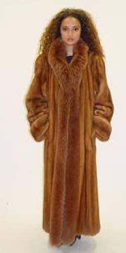 Marc Kaufman Furs presents a full length whiskey mink fur coat with Matching Fox Tuxedo from Marc Kaufman Furs New York City,Fur coats in Baltimore, fur coats in Chicago, fur coats in Detroit, fur coats in Los Angeles, fur coats in Detroit, fur coats in orange county, fur coats in Atlanta, fur coats in Denver, fur coats in Dallas, fur coats in Seattle, fur coats in Portland, fur coats in Santiago, fur coats in Buenos Aires, fur coats in Caracas