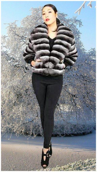 chinchilla jackets