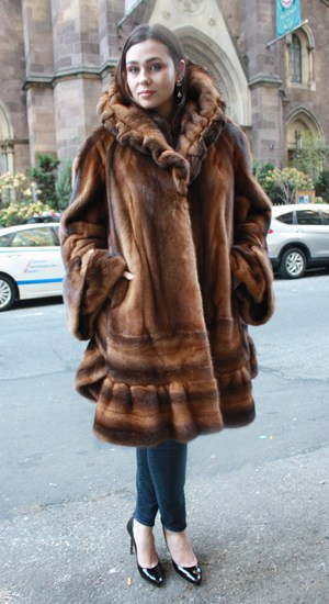 Custom Design Exclusive Plus Size and Tall Fur Coats Fur Jackets ...