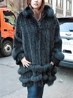 plus_size_knit_ranch_mink_fur_stroller