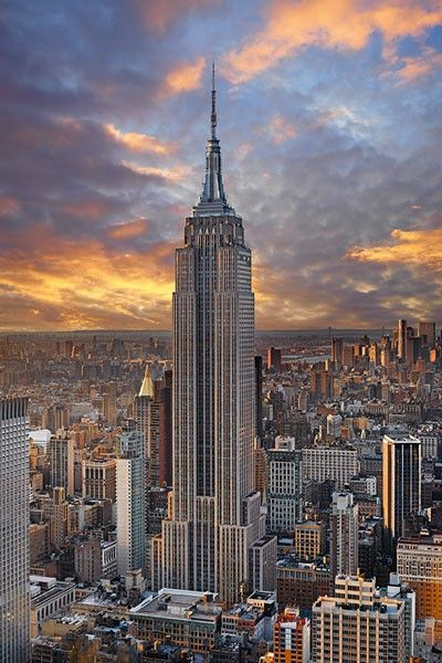How many floors is the empire state building out for How many floors the empire state building have